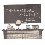 UCC Chemical Society 1930 logo